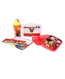Disney School Kit Pink - Pack Of 4