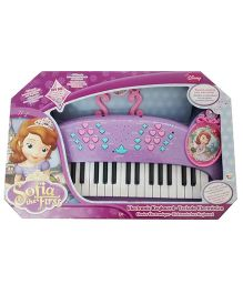 IMC Toys Disney Sofia The First Electronic Keyboard - Purple