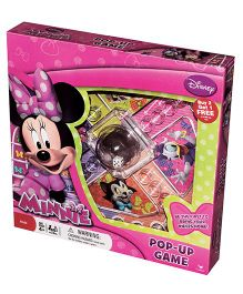 Cardinal Gates Disney Mickey Mouse Pop Up Board Game - Multicolor