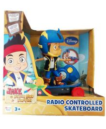 IMC Toys Jake And The Neverland Pirates RC Skateboard - Blue