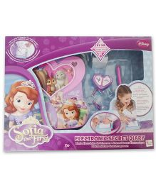 IMC Toys Sofia The First Electronic Secret Diary - Purple