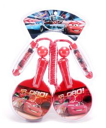 Disney Car Story Racket and Rope Set - Red