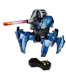 Dickie Combat Creatures Remote Control Attacknid Stryder Blue - 30 cm