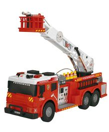 Dockie International Fire Rescue Truck Red - 62 cm