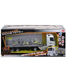 Dickie RC Mercedes Actros 27 Mhz - White
