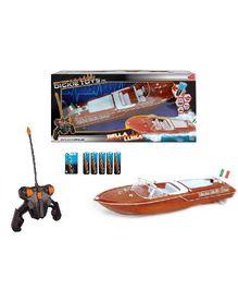 Dickie RC Boat Bella Luisa RTR - Brown