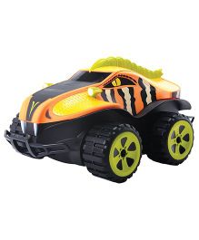 Dickie Remote Control Dino Basher Boa RTR - Yellow