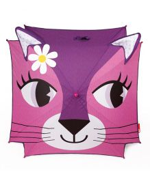 Janod Cat Umbrella - Purple