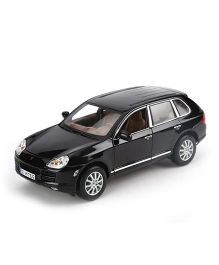 Maisto Die Cast Model Porsche Cayenne Car - Black