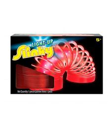 Slinky Light Up Assortment - Red