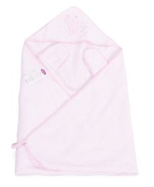 Clevamama Splash N Wrap Apron Bath Towel Extra Large - Pink