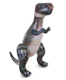 Hamleys Inflatable Giant T Rex Grey - 72 Inches