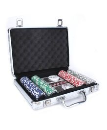 Hamleys Club Poker Set - 200 Pieces