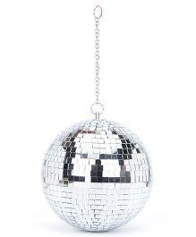 Hamleys Mirror Ball - Silver