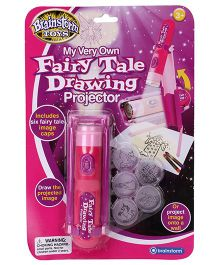 Brainstorm Toys Fairy Tale Projector - Pink