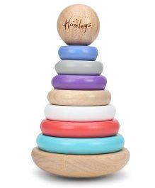 Hamleys Rainbow Stacker - Multicolor
