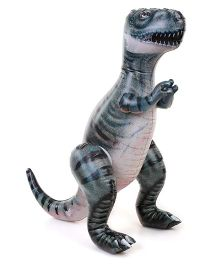 Hamleys Inflatable Baby T-Rex Dinosaur Grey - 31 Inches