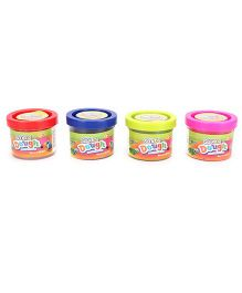 Scentos Set of 4 Scented Dough Party Pack