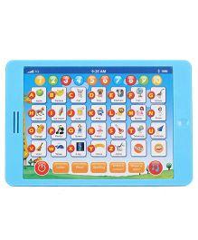 Smart Picks Touch Screen Educational Tab - Blue