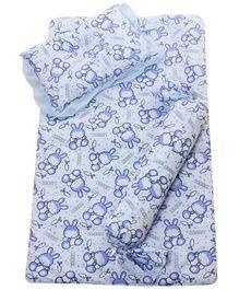 Bed Set - Rabbit Print