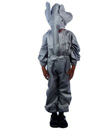 SBD Elephant Fancy Dress Costume For Kids - Grey