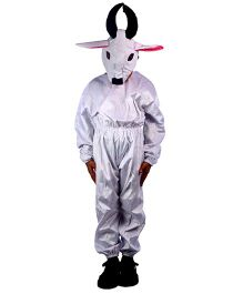 SBD Cow Fancy Dress Costume For Kids - White