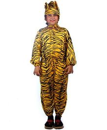 SBD Wild Tiger Fancy Dress Costume - Yellow