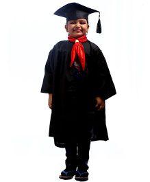 SBD Convocation Dress Costume - Black