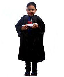 SBD Lawyer Community Helper Fancy Dress Costume - Black
