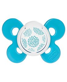 Chicco Physio Comfort Orthodontic Soother - Blue
