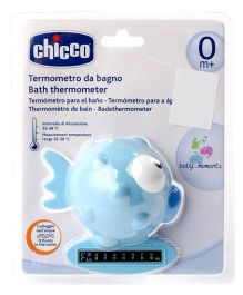 Chicco Fish Shape Bath Indicator - Blue