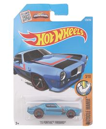 Hot Wheels Muscle Mania - Blue