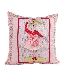 The Sprouts Cushion Doll - Pink