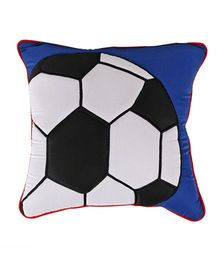 The Sprouts Cushion Football - Blue