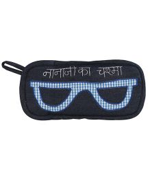 The Sprouts Chashma Case Dadiji - Denim Blue