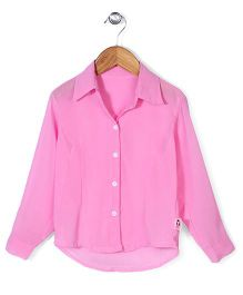 Chic Girls Casual Shirt - Light Purple