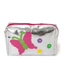 Li'll Pumpkins Butterfly Print Multipurpose Kit - Silver