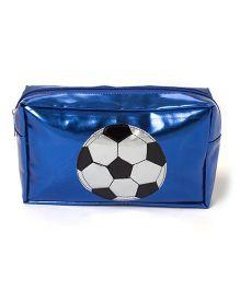 Li'll Pumpkins Football Print Multipurpose Kit - Blue