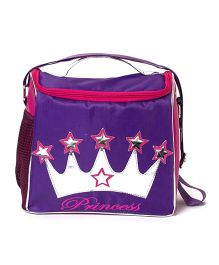 Li'll Pumpkins Crown Bags - Purple