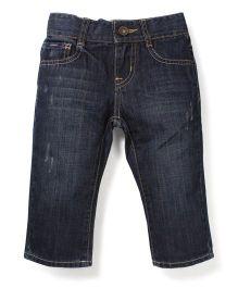 Enfant Denim Pants - Navy Blue