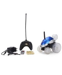 Mitashi Dash Flip And Spin Remote Controlled Tornado - Blue