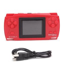 Mitashi Game In Smarty Wizard Gaming Console - Red