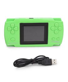 Mitashi Game In Smarty Wizard Gaming Console - Green