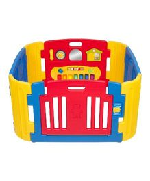 Babycenter India Baby Room With Melody - Red Blue Yellow