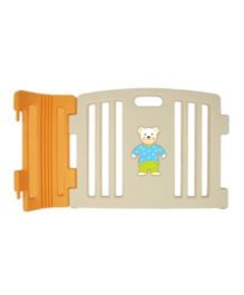 Babycenter India Baby Room Extension Kit - Orange And Beige
