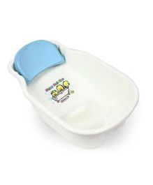 Babycenter India Baby Bath Tub - White