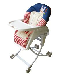 Babycenter India Royal High Chair 4 In 1 - Beige