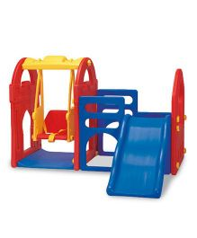 Babycenter India Kids Play Zone - Red & Blue