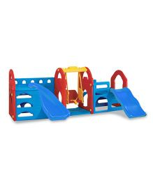 Babycenter India Kingdom Play Zone - Blue & Red