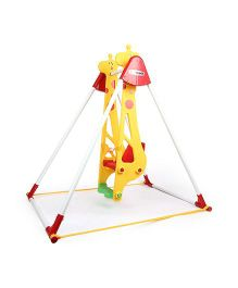 Babycenter India Popo Swing Single - Yellow
